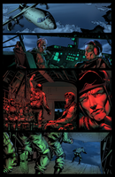 MERCER TPH Page 1 Inked and Colored by danielpicciotto