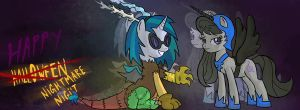 nightmare night full by juanrock