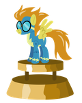 Spitfire action figure by sofunnyguy