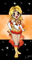.::Sailor Galaxia::. by SnipeTheSorrow