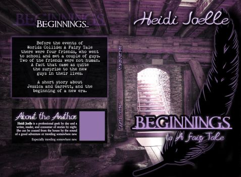 Beginnings Book Cover by AnnieLH