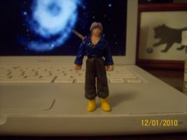 Trunks Figurine by TaishoBee