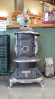 Vintage Stove Stock by chamberstock