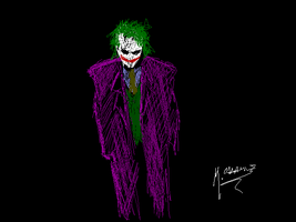 Why So Serious? by MoustafaChamli