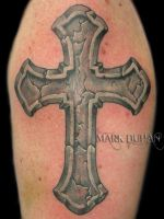 STONE CROSS by amduhan