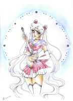 C: Super Sailor Lunar Angel by MTToto