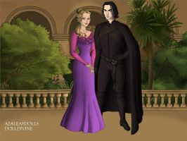 Colleen and Severus Snape Game of Thrones by Colleen15