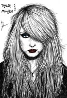 Taylor Momsen... Miss Nothing by LucyRedfield