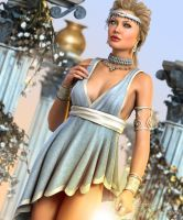 Angelina Render 5 by Pitoxlon