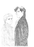Sherlock and John are coming by worrynet