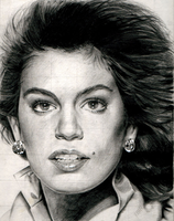 Cindy Crawford by jmont