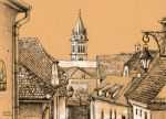 Roofs in Transylvania by dh6art