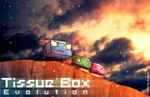 Tissue Box Evolution by Skybase