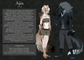 Ajin Race Sheet by monokroe