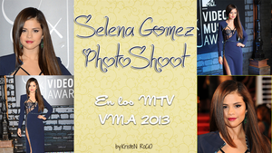 Selena Gomez PhotoShoot(Premios MTV VMA 2013) by RoohEditions