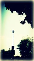 the lamp post by bluemelon103