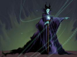 Malificent by Aconic