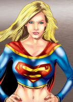 Supergirl by TraitorLegion