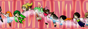 FINAL FANTASY banner by shuzzy