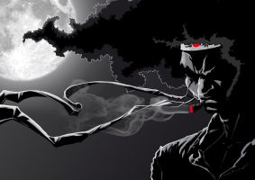 Afro Samurai by Patch-W
