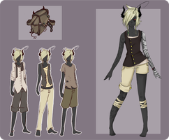17# Adoptable closed by MaeNemesis