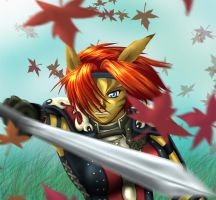 Autumn Assault by FFXI-Artico