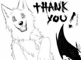 Thanks a lot by wolfsouled