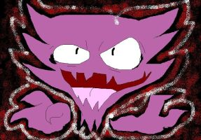 Haunter by Amy-Valentine