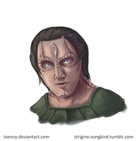 Plain, Simple, Garak by Tsenny