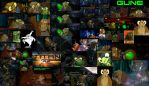 Titan A.E. Gune Wallpaper by EspioArtwork