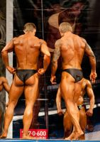 Bodybuilding Competitions 03 by vishstudio