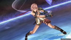 Lightning Ready for battle screenshot by Ghost-of-Shoichi