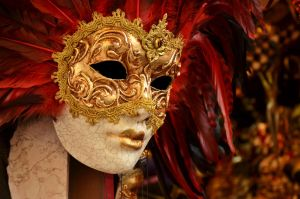 Venice carnival by Alouette-Photos