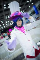 Comic Fiesta 2012 - Ao no Exorcist by shiroang