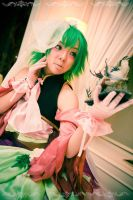 Gumi - Sandplay of the Dragon by Ayatenshi