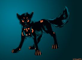 Rinzler Wolf by Willowwolf23