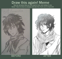 Meme  Before And After by Kamzeet