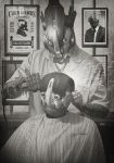 -- Cyber Barbers -- by wyv1