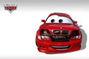 pixar cars by lopo30