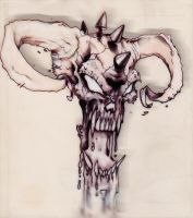 Skull by TUS