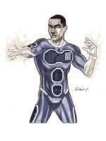 Human Torch by micQuestion