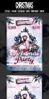 Christmas Flyer/Poster Vol.1 by elisamaggit