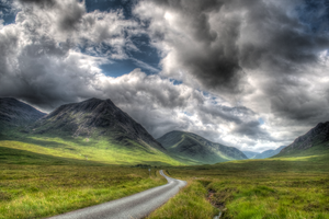 Glen Etive by Silver-Guild