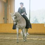 baroque riding on a show by Nexu4