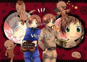 Hetalia - Happy Valentine's Day by Iggysu