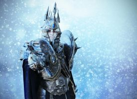 Lich King by smirnoff-pirate