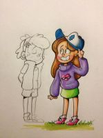Gravity Falls by FreeDeez