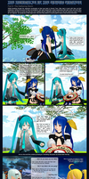 MMD - THE CHRONICLES OF THE DRAGON PRINCESS pt.9 by Trackdancer