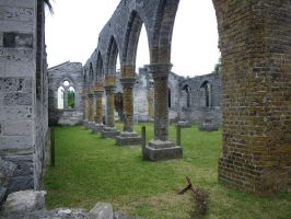 Church that never was. Bermuda by cotonmomma