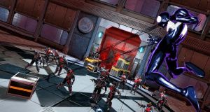 SPIDER-MAN ultimate in action by jetfire333